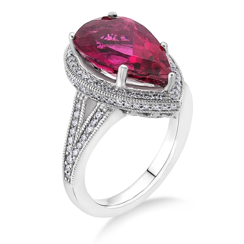 10 Reasons To Buy Your Partner A Birthstone Engagement Ring With November Birthstone Engagement Rings (View 1 of 15)