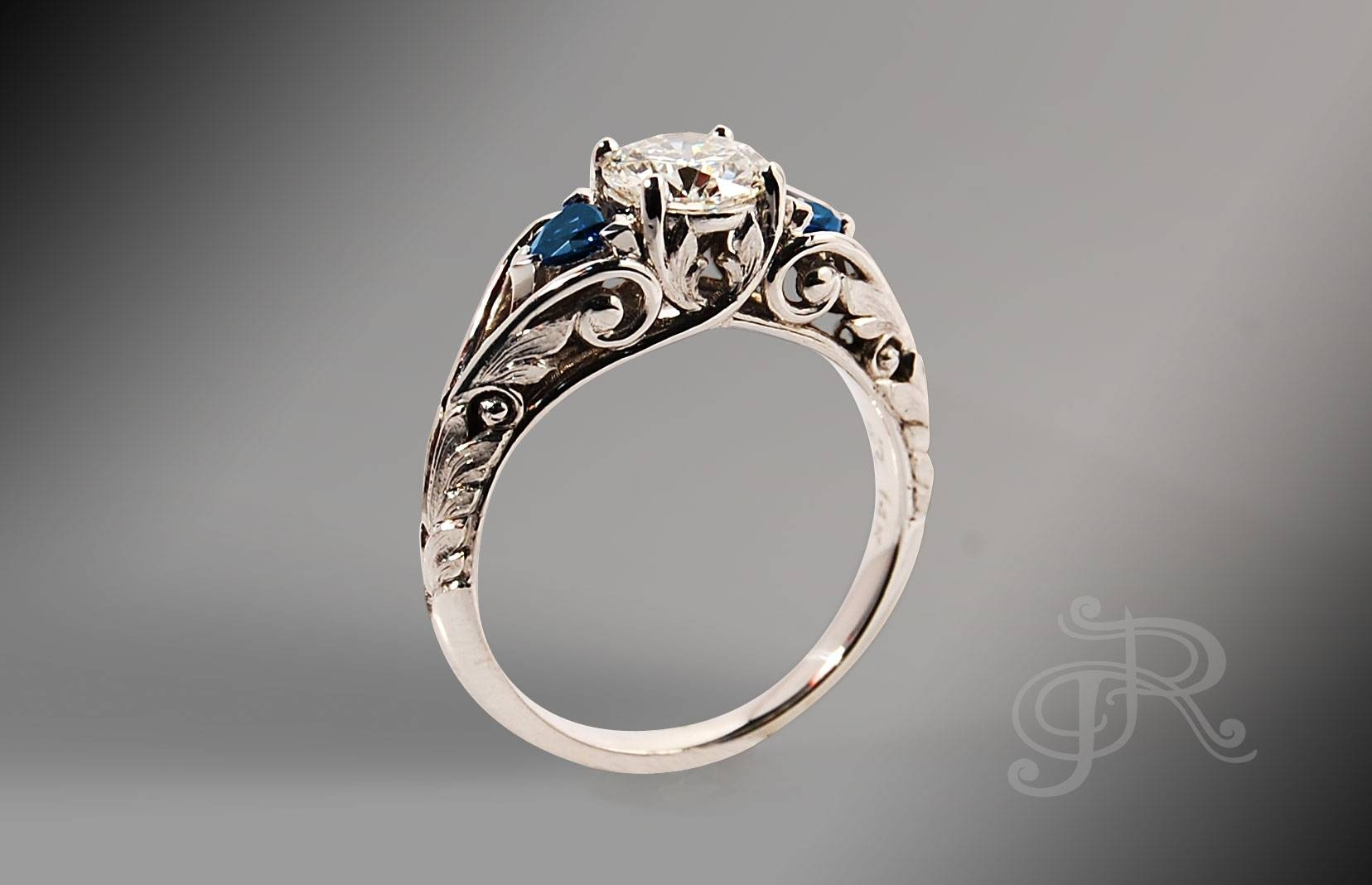 $100 3D Printed Engagement Ring With Regard To Tree Engagement Rings (View 1 of 15)