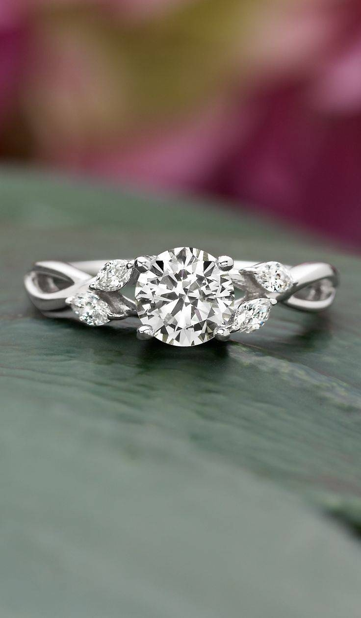 100 Best The Ring Images On Pinterest | Rings, Jewelry And Dream Ring Inside Elven Inspired Engagement Rings (View 9 of 15)