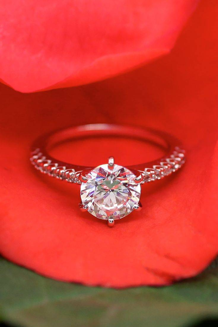 162 Best The Ring Images On Pinterest | Engagement Rings, Wedding Throughout Love Story Wedding Rings (View 3 of 15)