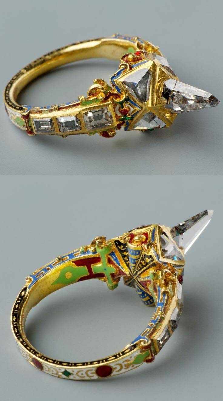174 Best Rings – Anillos Images On Pinterest | Rings, Jewelry And With Regard To Renaissance Engagement Rings (View 1 of 15)