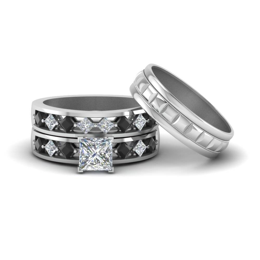 Diamond Wedding Rings For Him