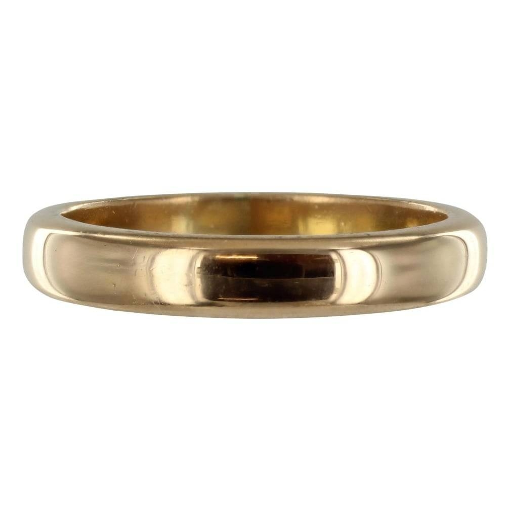 22 Carat Gold Wedding Ring From Browns Family Jewellers Pertaining To 22 Carat Gold Wedding Rings (View 5 of 15)