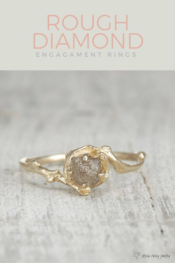 25+ Best Twig Engagement Rings Ideas On Pinterest | Engagement Pertaining To Tree Inspired Engagement Rings (View 2 of 15)
