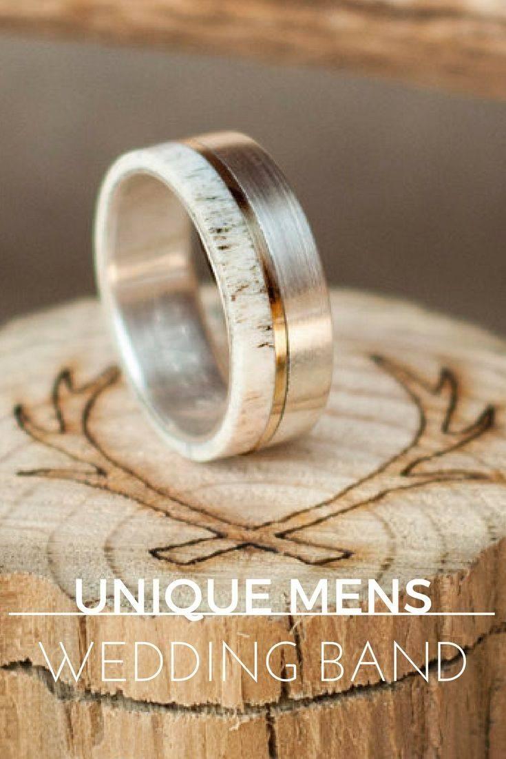 25+ Best Unique Wedding Rings Ideas On Pinterest | Wedding Ring Intended For Fun Wedding Rings (View 10 of 15)
