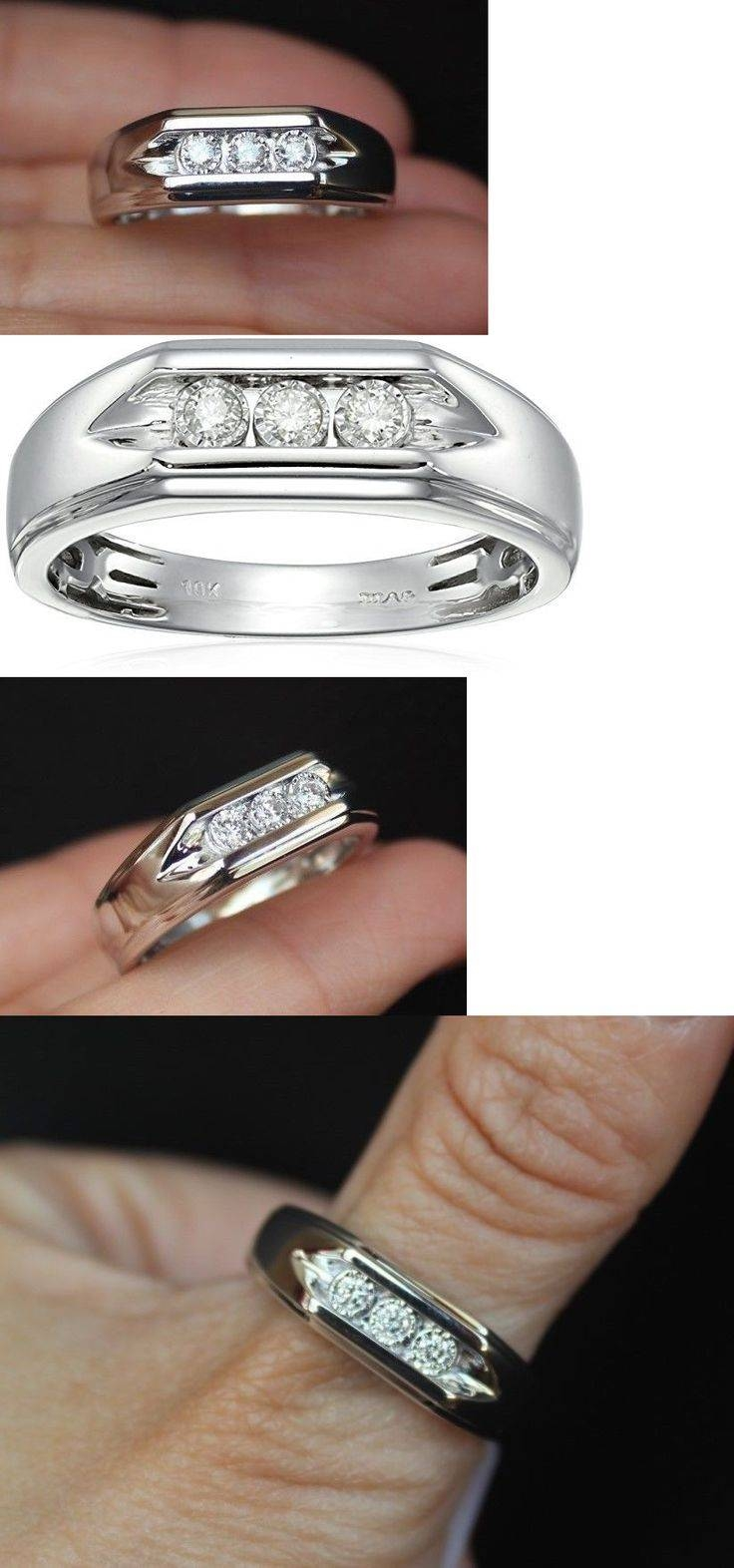 344 Best Men's Engagement Rings Images On Pinterest | Rings Intended For Men's Firefighter Wedding Bands (View 3 of 15)