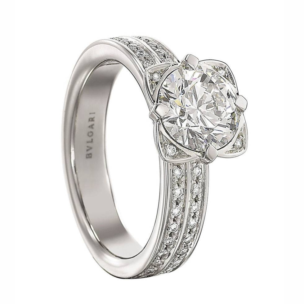 35 Of The Best Engagement Rings For Bvlgari Men Wedding Bands (Gallery 13 of 15)