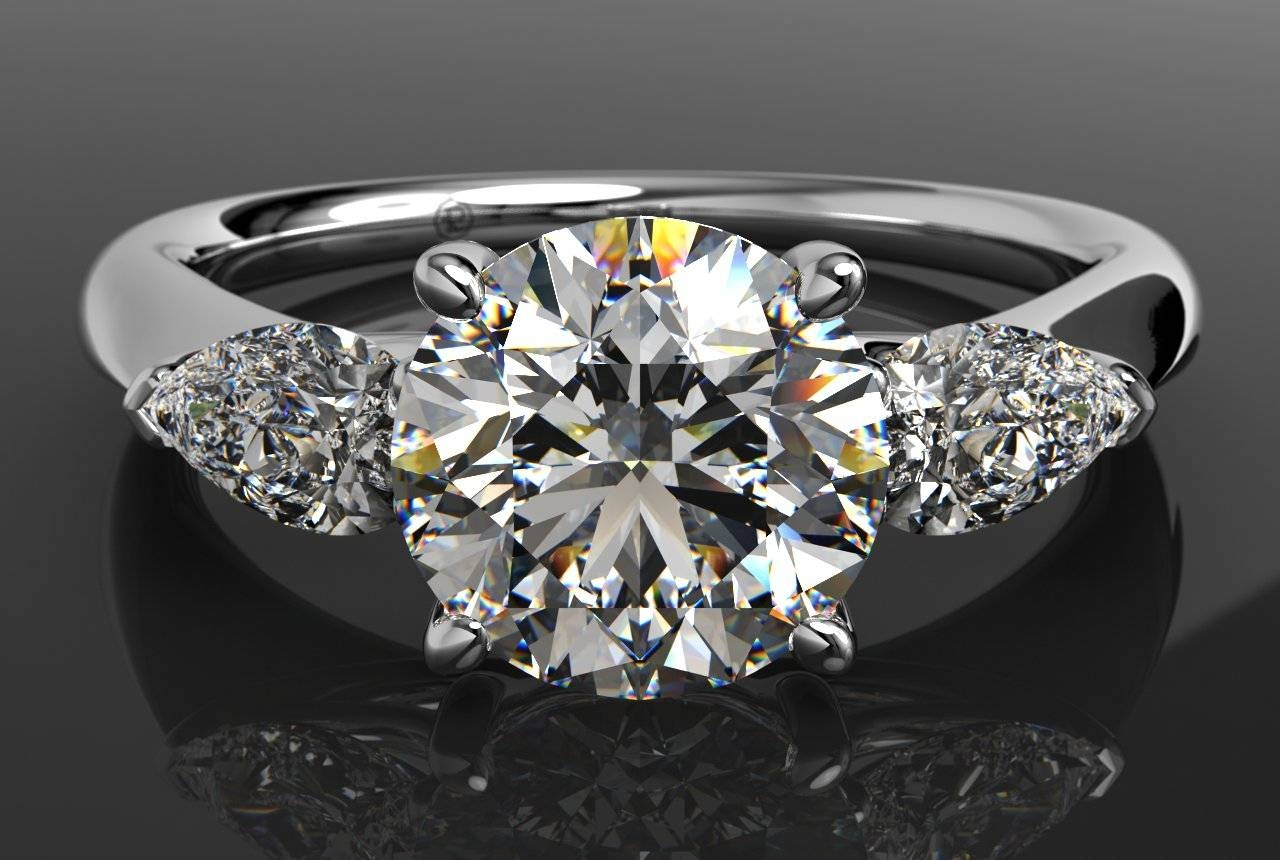 4 Celtic Engagement Rings To Adore | Ritani Inside Celtic Diamond Engagement Rings (View 1 of 15)