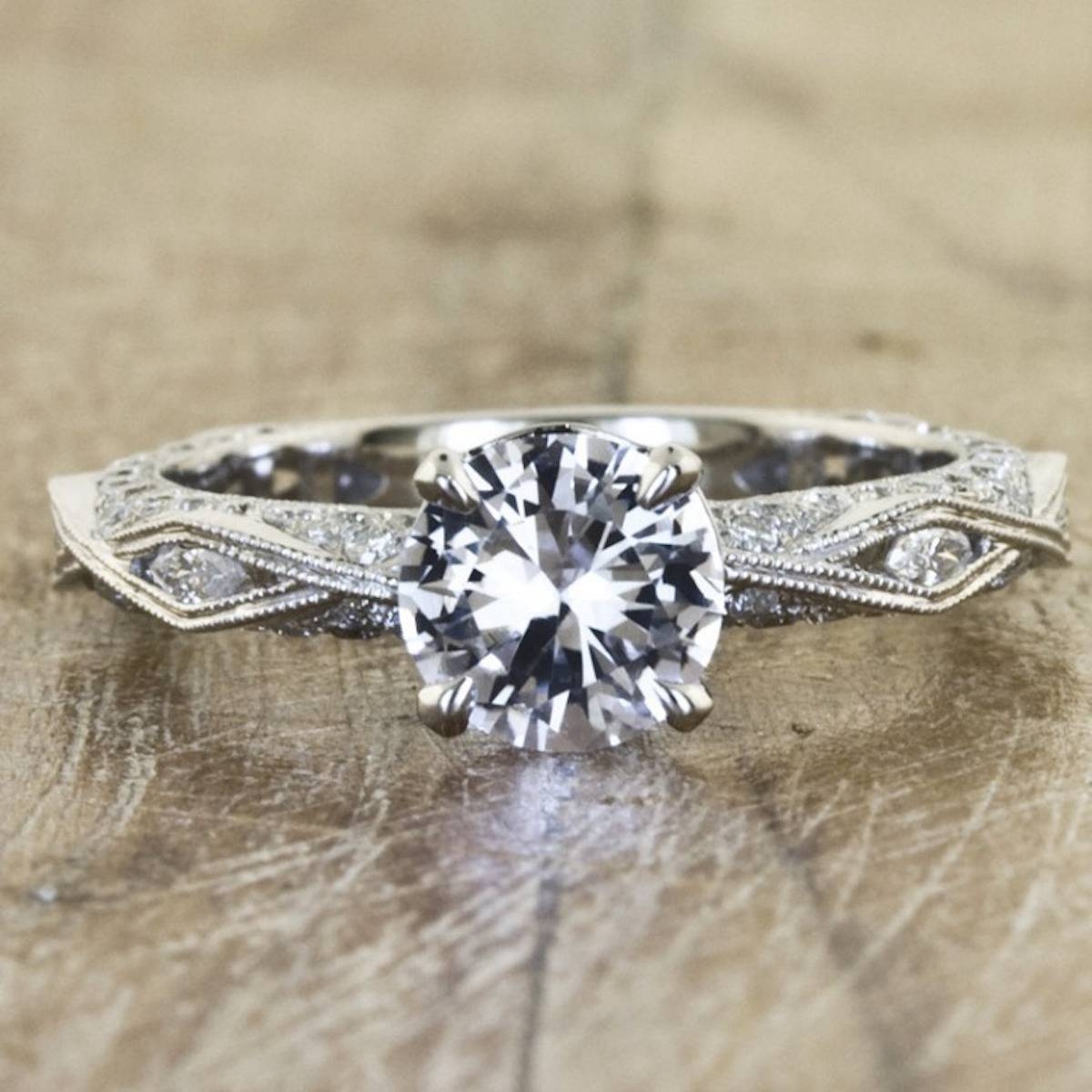 4 Great Reasons For Purchasing A Handmade Diamond Engagement Ring Intended For Hand Made Engagement Rings (Gallery 4 of 15)