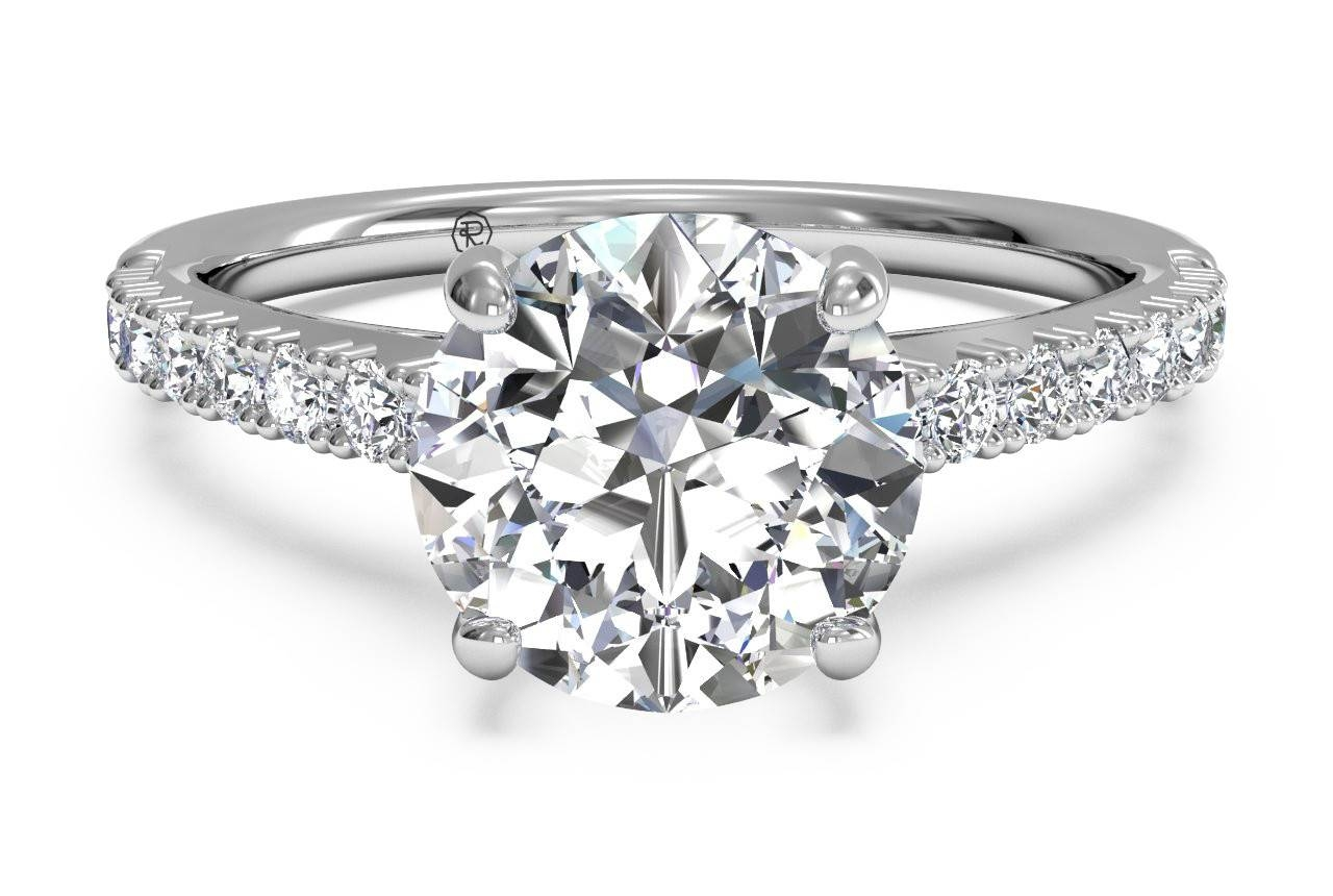 4 Most Popular Engagement Rings For Nurses (Or Any Medical Regarding Wedding Bands For Nurses (View 1 of 15)