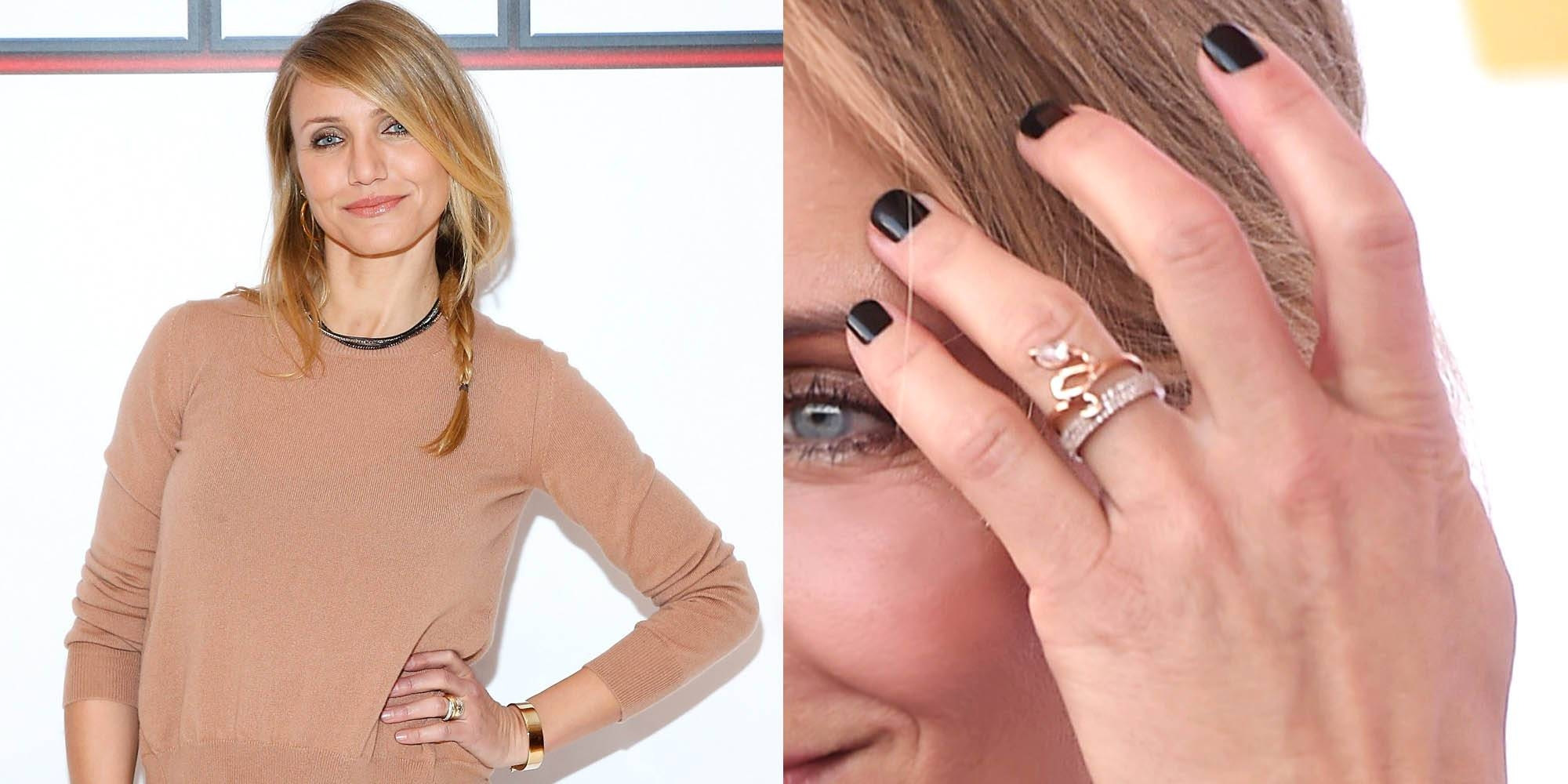 40+ Best Celebrity Engagement Rings – Unique Celeb Engagement Rings In Famous Wedding Rings (View 2 of 15)
