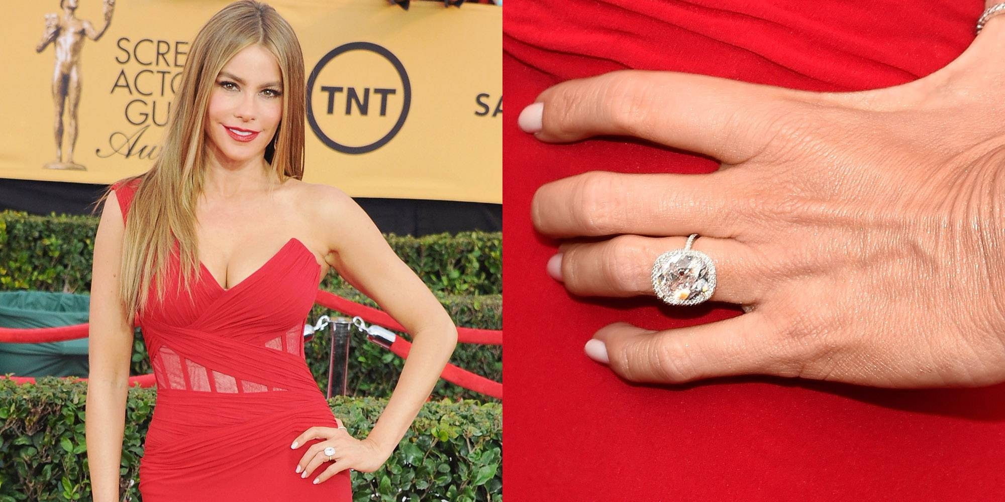 40+ Best Celebrity Engagement Rings – Unique Celeb Engagement Rings Throughout Famous Wedding Rings (View 14 of 15)