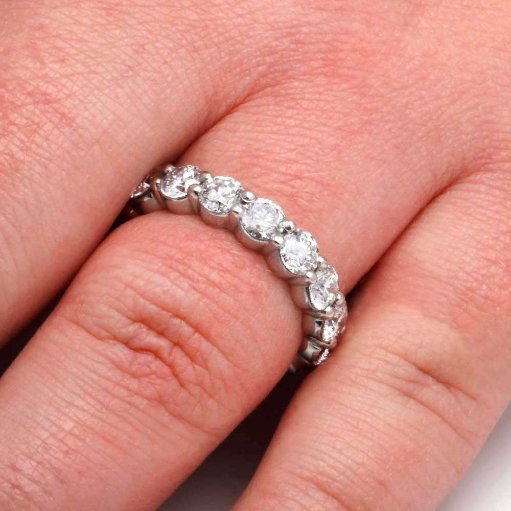 Photo Gallery of 5 Carat Diamond Wedding Rings (Viewing 9 of 15 Photos)