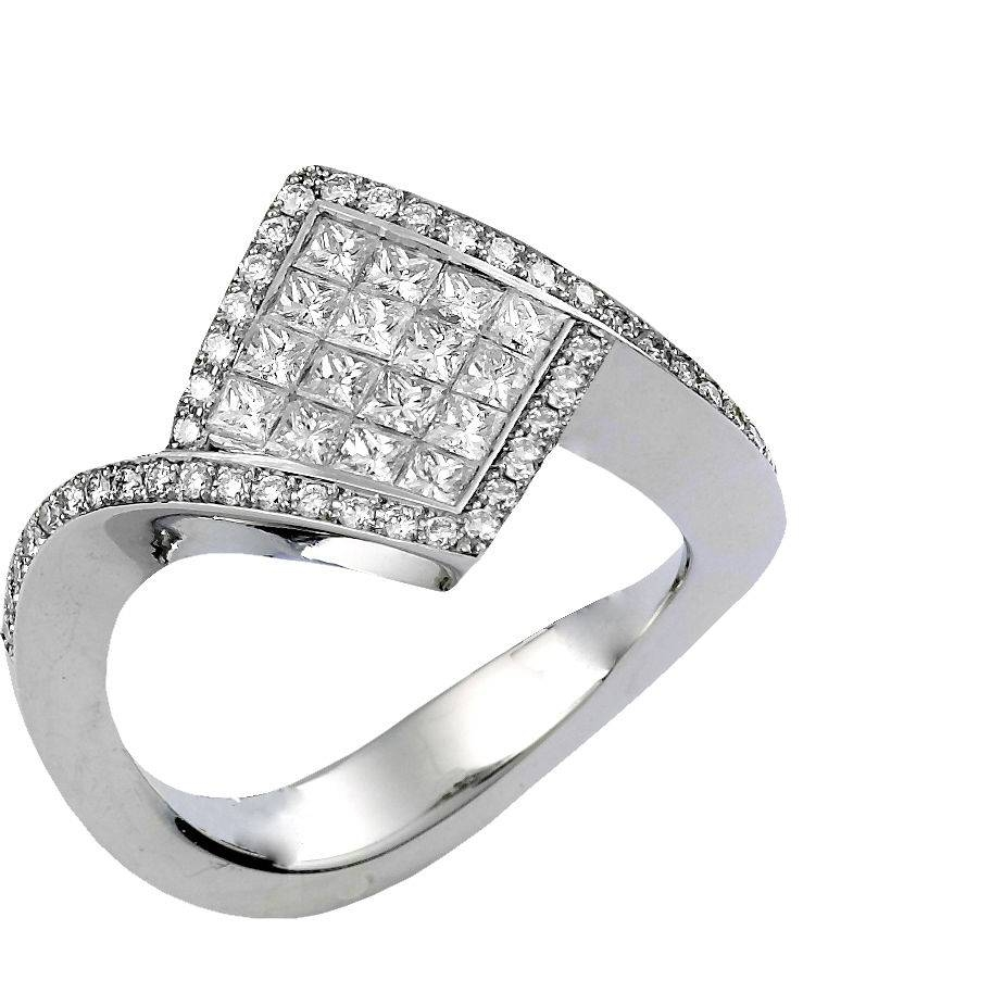 5 Tips For Buying Invisible Diamond Setting Jewelry Pertaining To Invisible Setting Engagement Rings (View 9 of 15)