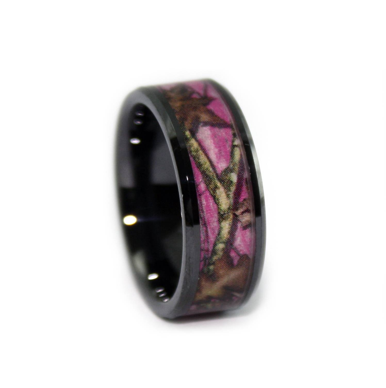 51 Camo Wedding Band Sets, Camo Wedding Ring Set For Him And Her Pertaining To His And Hers Camo Wedding Bands (View 4 of 15)