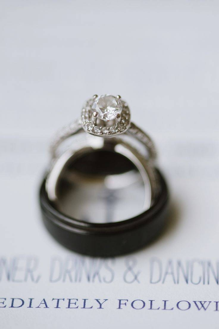 58 Best Engagement Rings Images On Pinterest | Maryland Within Military Wedding Rings (View 2 of 15)