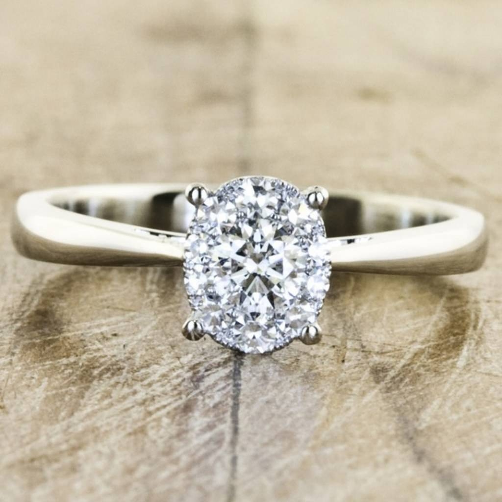 7 Jaw Dropping Hand Crafted Engagement Rings, Because Your Ring With Handcrafted Engagement Rings (Gallery 7 of 15)
