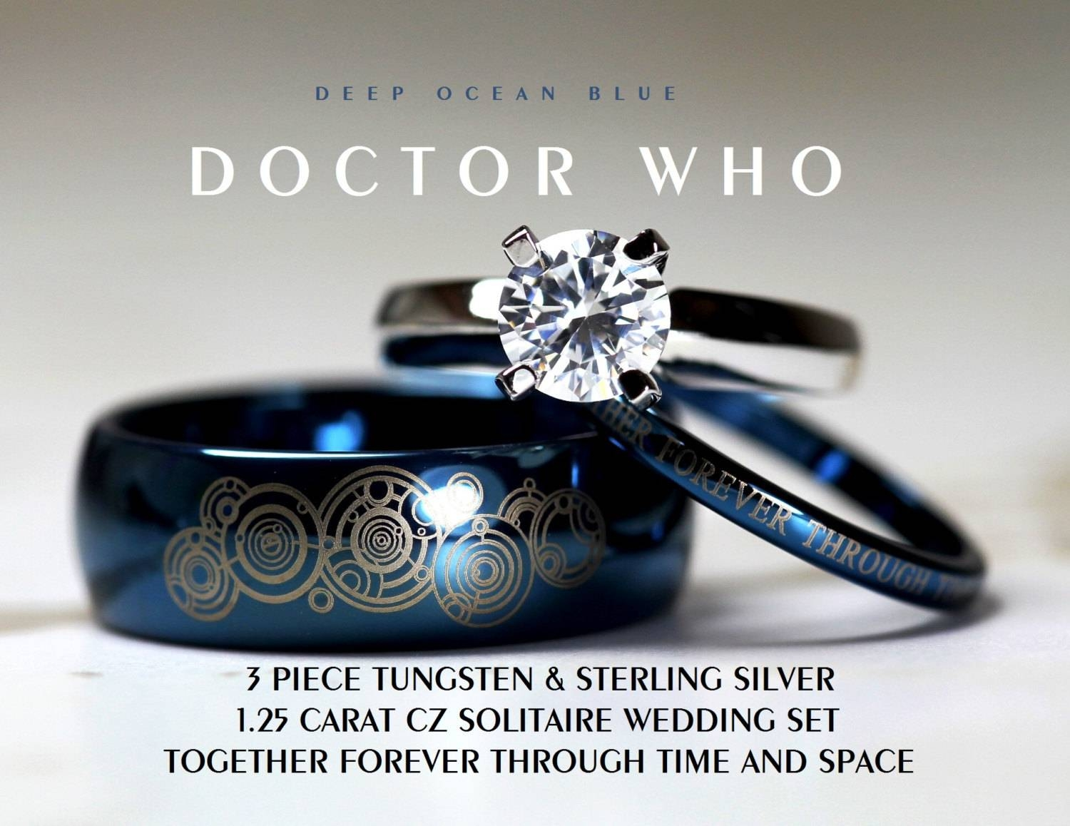 gallery bands viewing of custommade superhero geeky rings attachment photos inside photo wedding