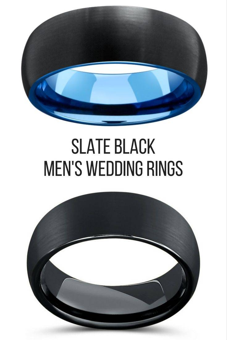 95 Best Mens Wedding Rings Images On Pinterest | Brushes Throughout Durable Men's Wedding Bands (Gallery 13 of 15)
