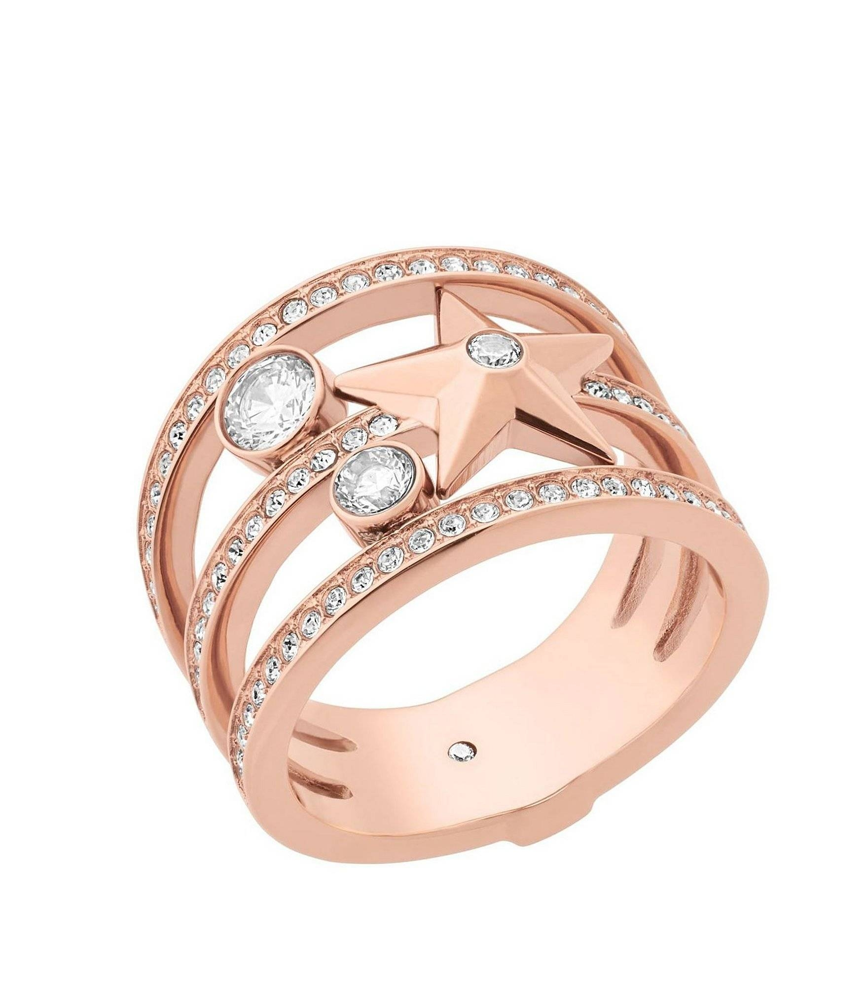 Accessories | Jewelry | Crystal & Rhinestone Jewelry | Rings Regarding Dillards Wedding Rings (View 1 of 15)