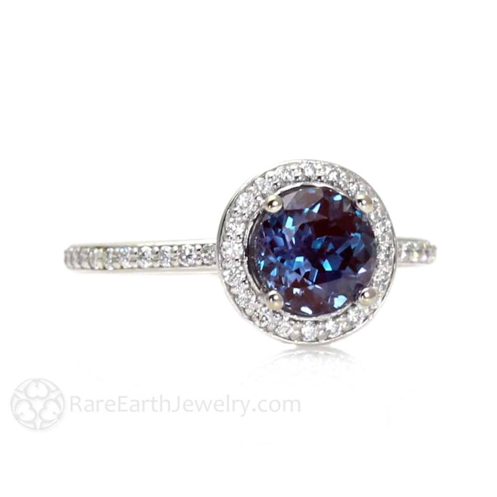 Featured Photo of June Birthstone Engagement Rings