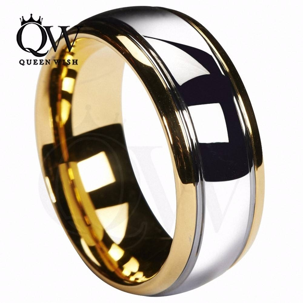 Featured Photo of Gunmetal Wedding Bands
