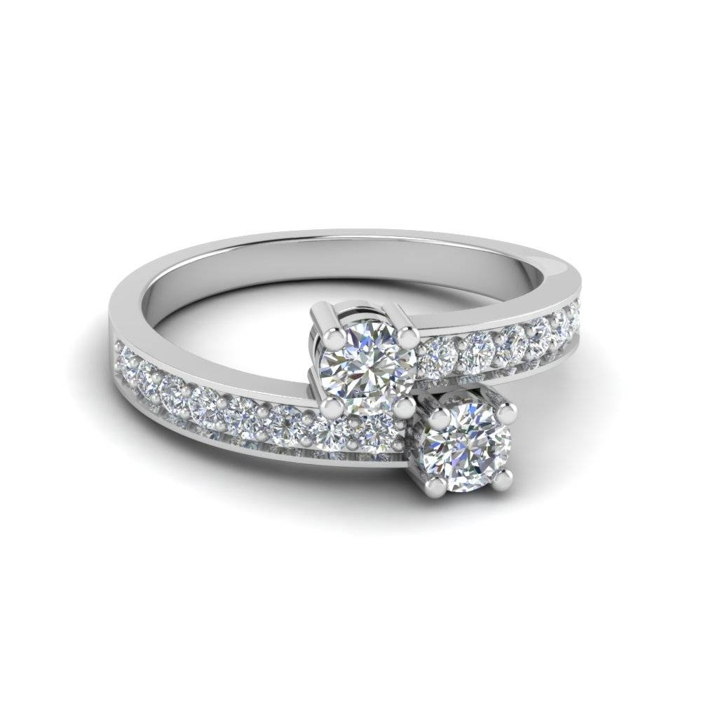 Alternative Engagement Rings For The Non Traditional Women Throughout Diamond Alternative Wedding Rings (View 12 of 15)