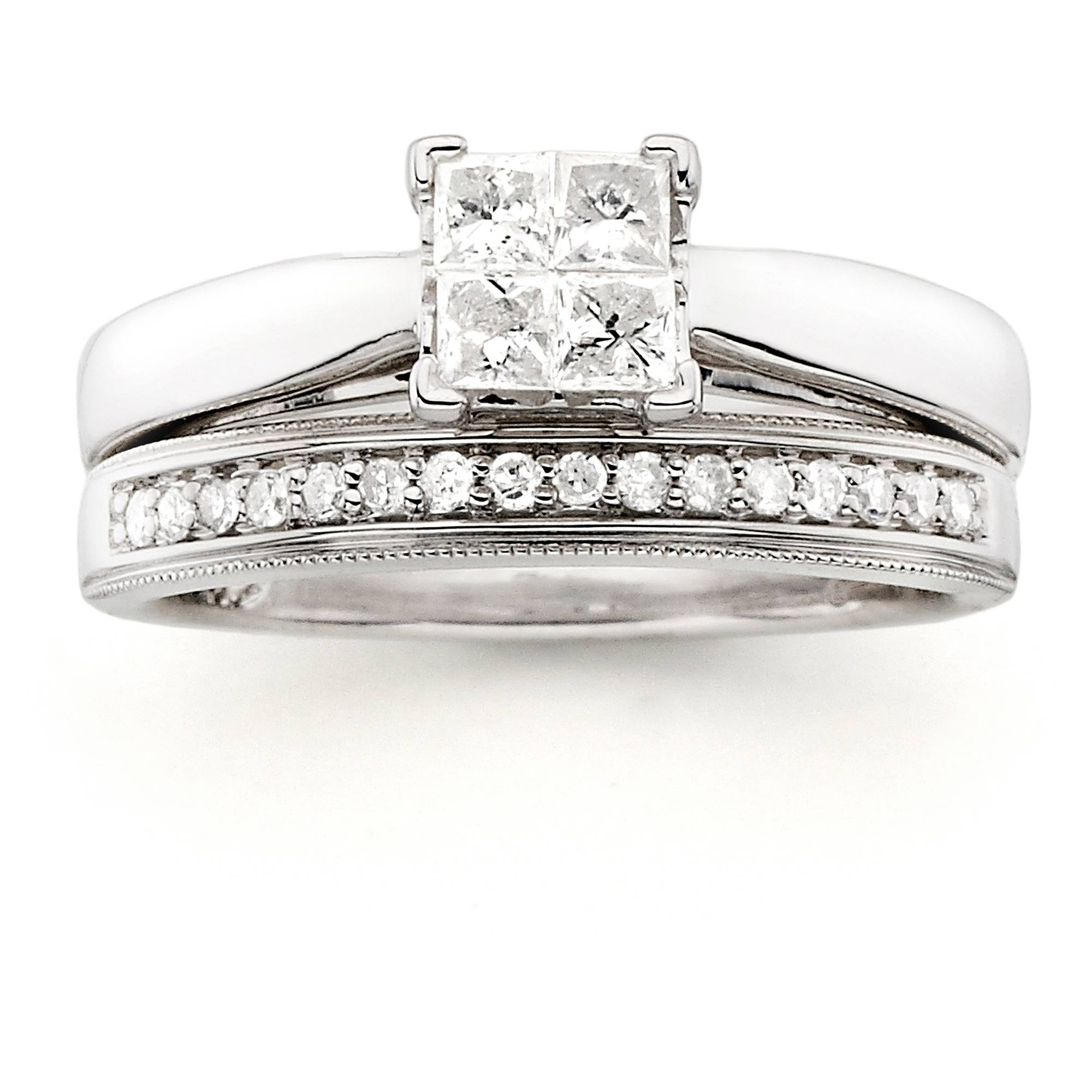Always & Forever Platinaire 1/2 Carat T.w (View 3 of 15)