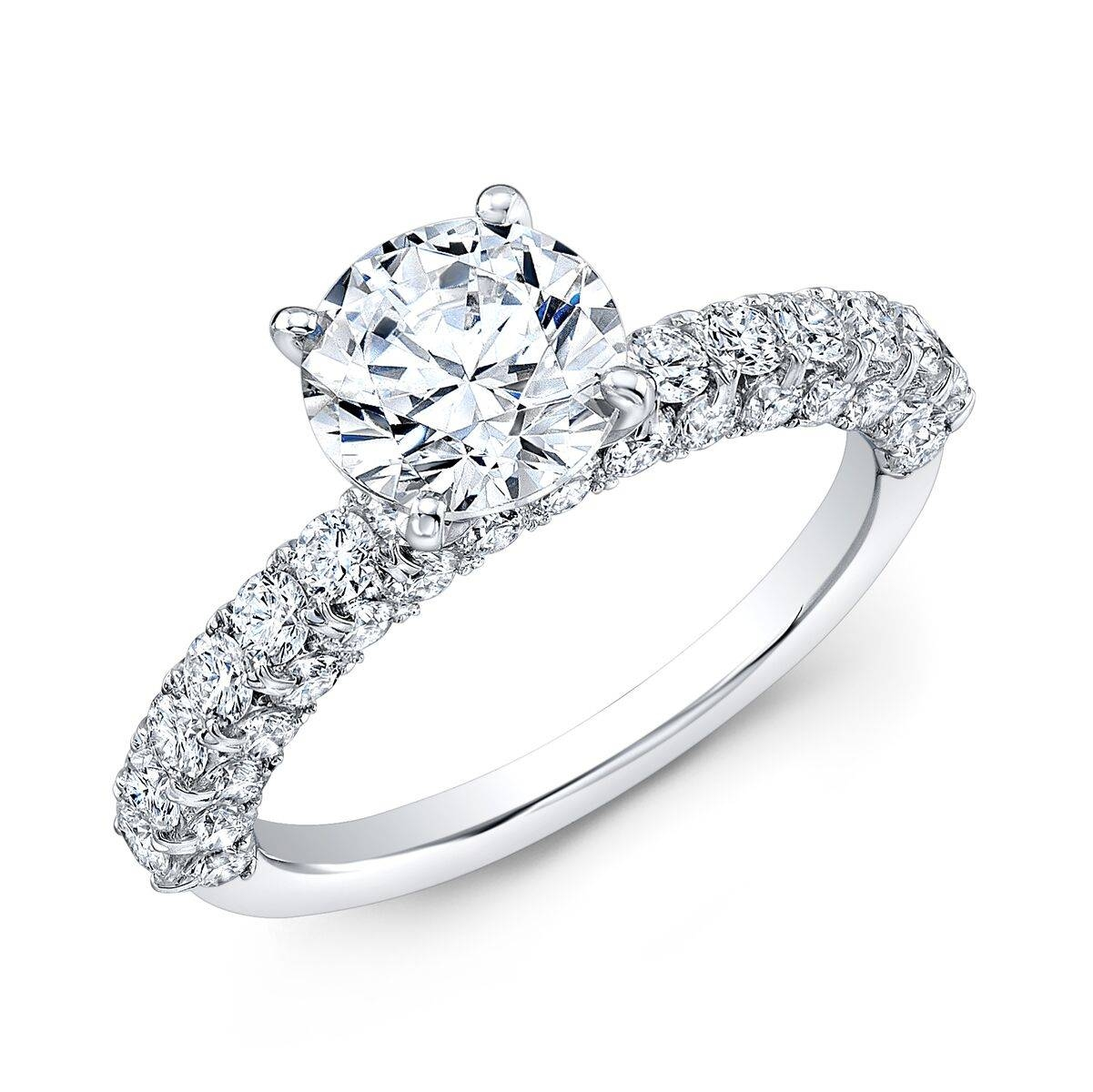 Amden Seamless Aj R9040 – Idc Jewelry Store Tampa | Diamond With Regard To Tampa Engagement Rings (View 12 of 15)