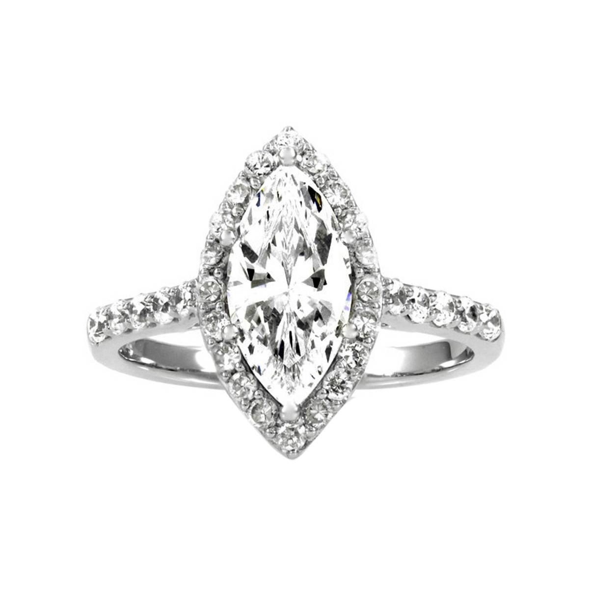 Amusing Cz Engagement Ring Amazon Tags : Engagement Ring Cz Two Throughout Cz Diamond Wedding Rings (View 5 of 15)