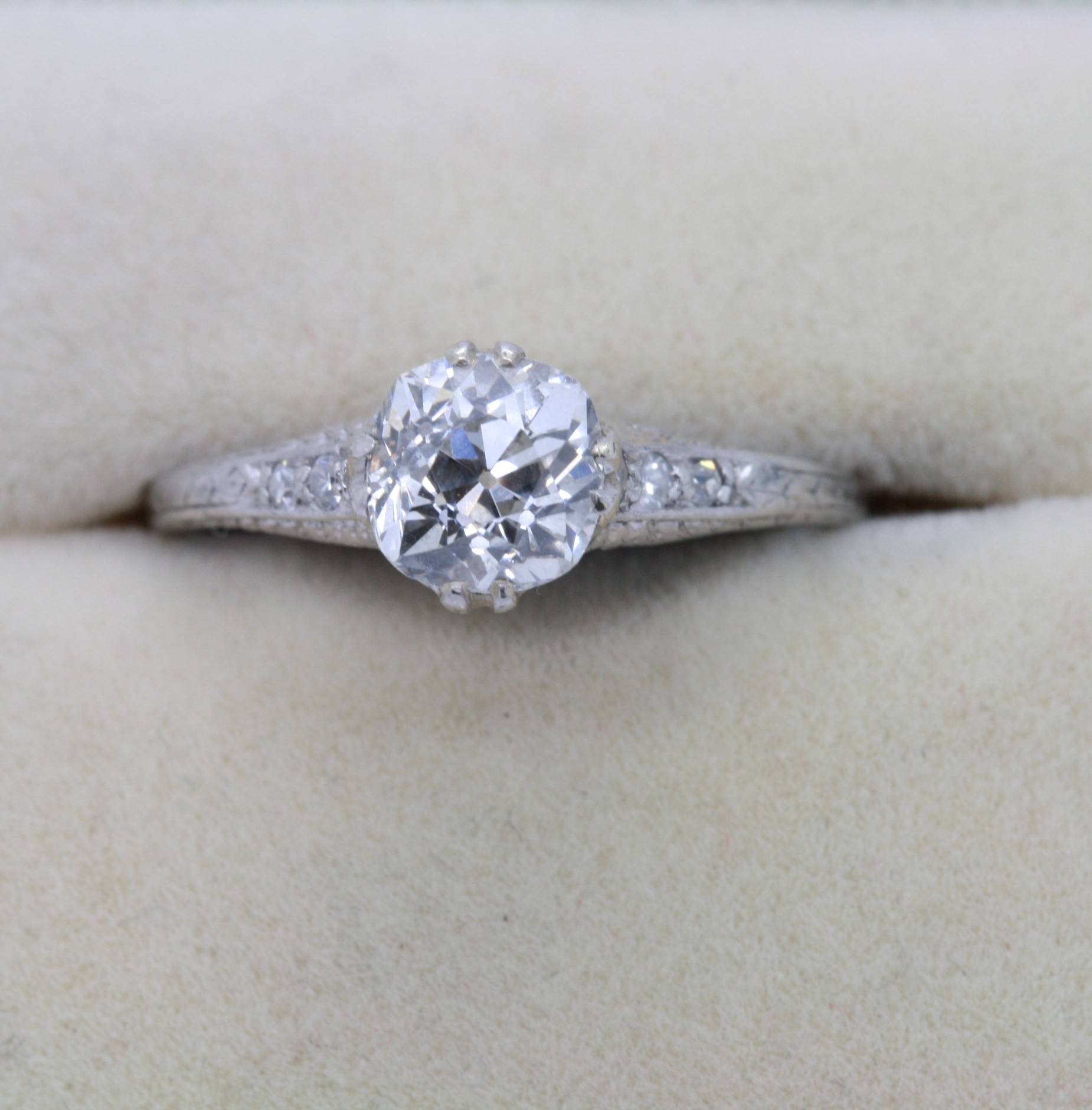 Antique Engagement Rings | Weldons Of Dublin Regarding Vintage Irish Engagement Rings (Gallery 8 of 15)
