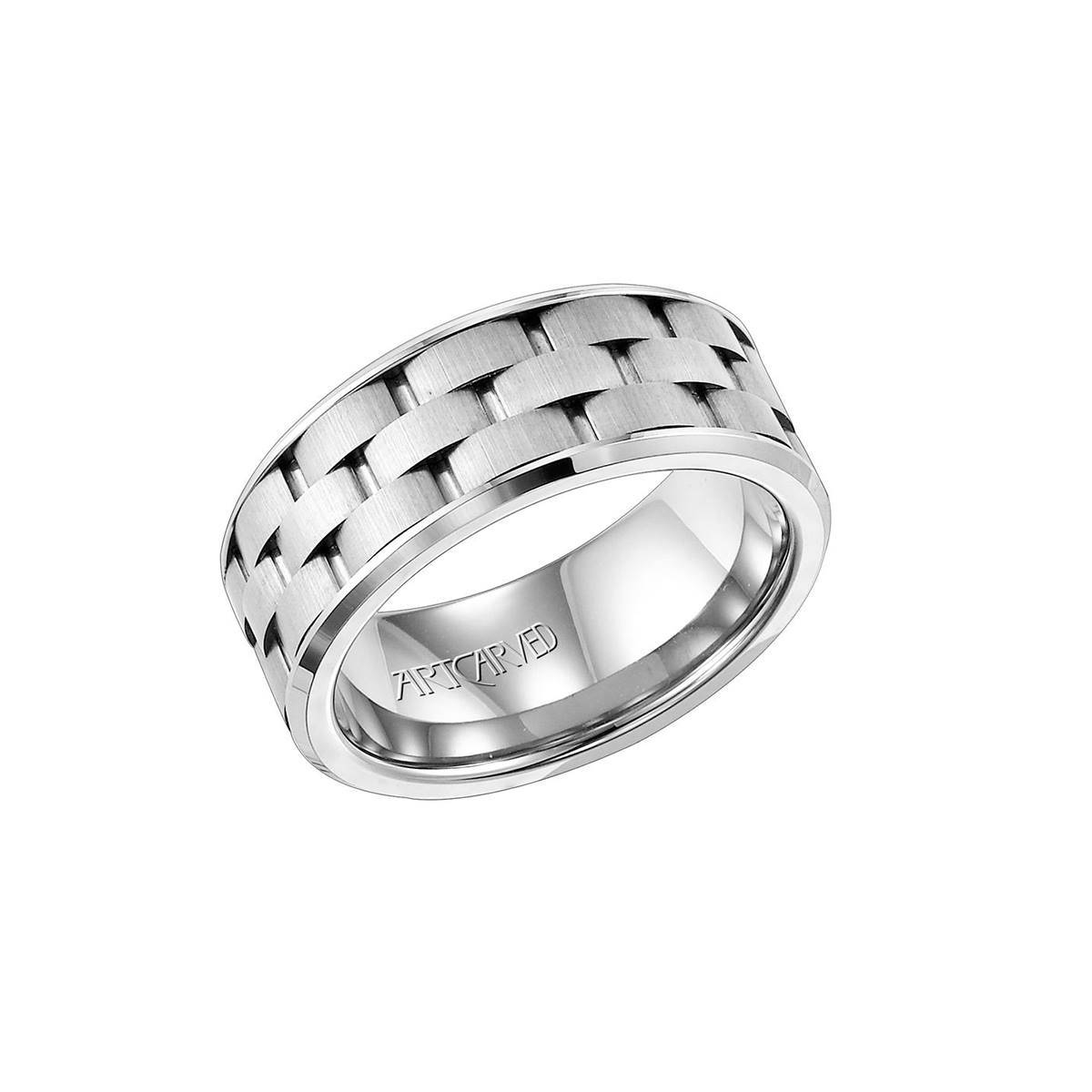 Artcarved – Men 's Wedding Bands Pertaining To Artcarved Men Wedding Bands (View 1 of 15)