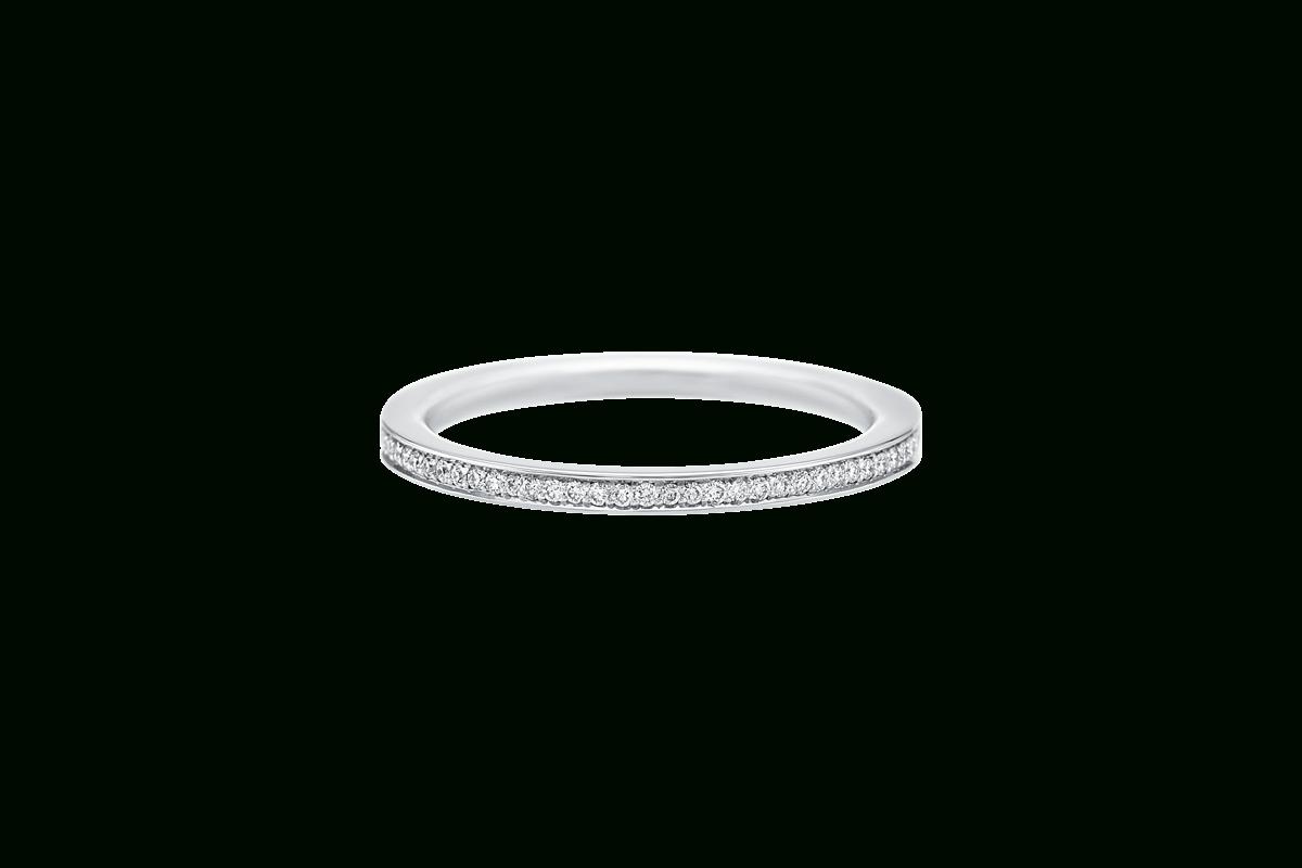 Belle Diamond Wedding Band | Harry Winston With Regard To Small Diamond Wedding Bands (View 10 of 15)