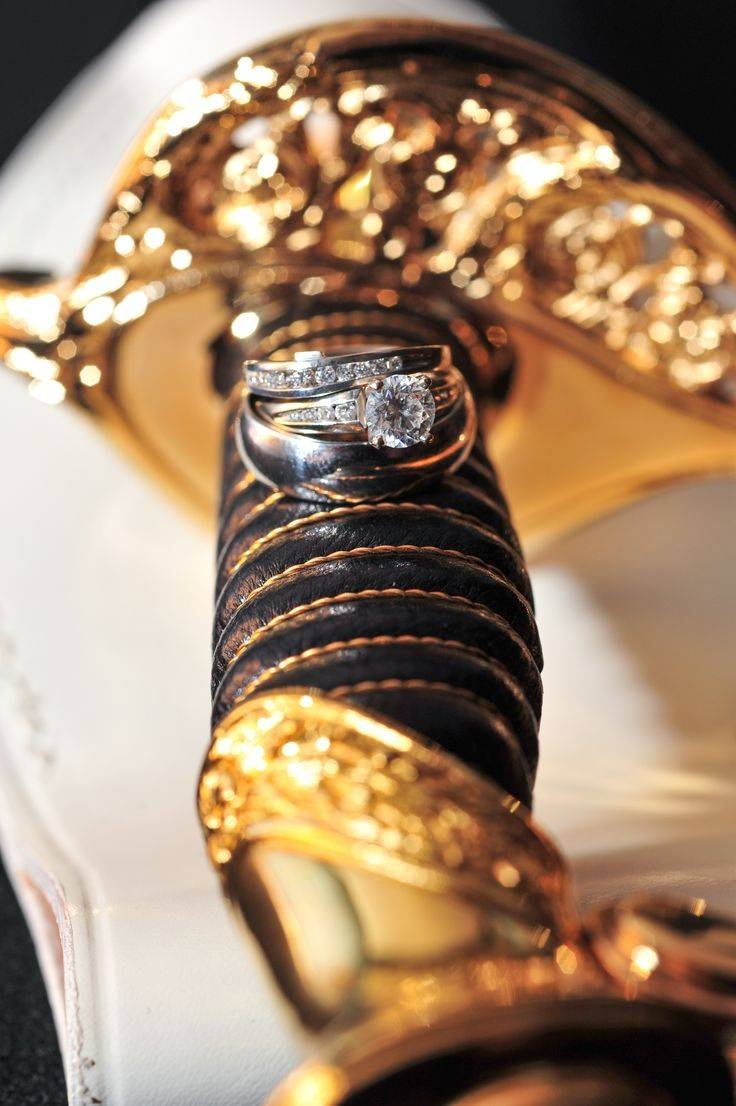 Best 20+ Marine Corps Rings Ideas On Pinterest | Us Marine Corps Pertaining To Usmc Wedding Bands (Gallery 2 of 15)