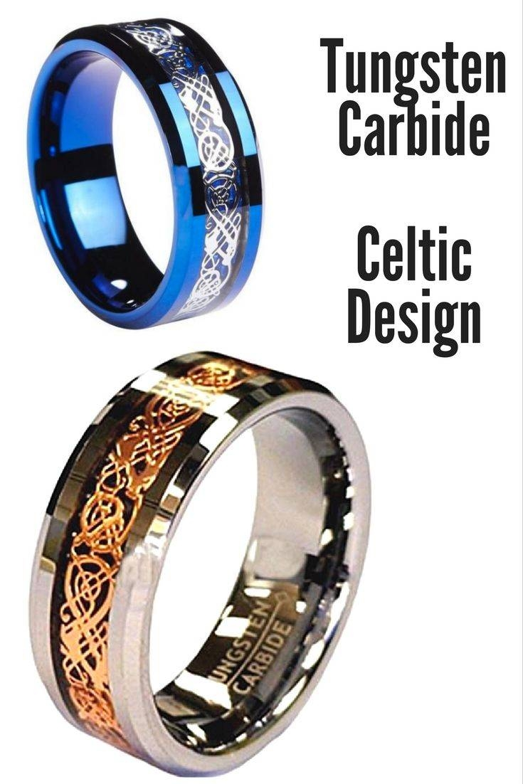 Best 20+ Mens Celtic Wedding Bands Ideas On Pinterest | Celtic In Irish Wedding Bands For Men (View 1 of 15)