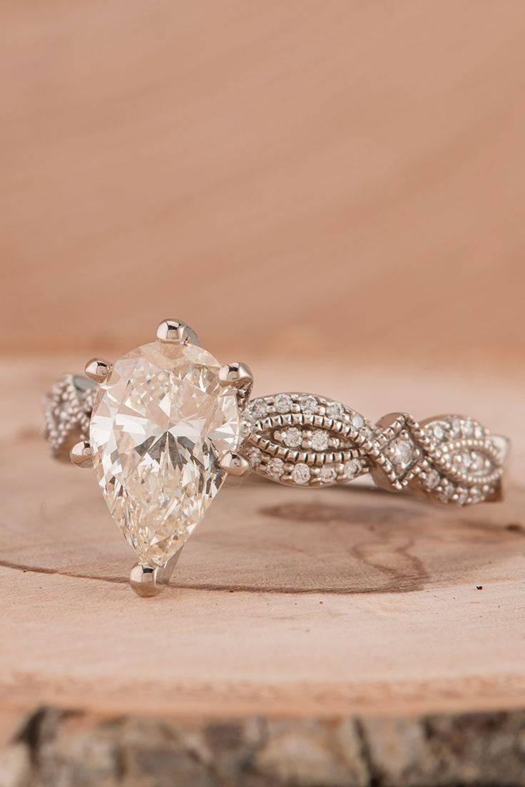 Best 20+ Vintage Engagement Rings Ideas On Pinterest—No Signup Inside Antique Diamond Wedding Rings (View 3 of 15)