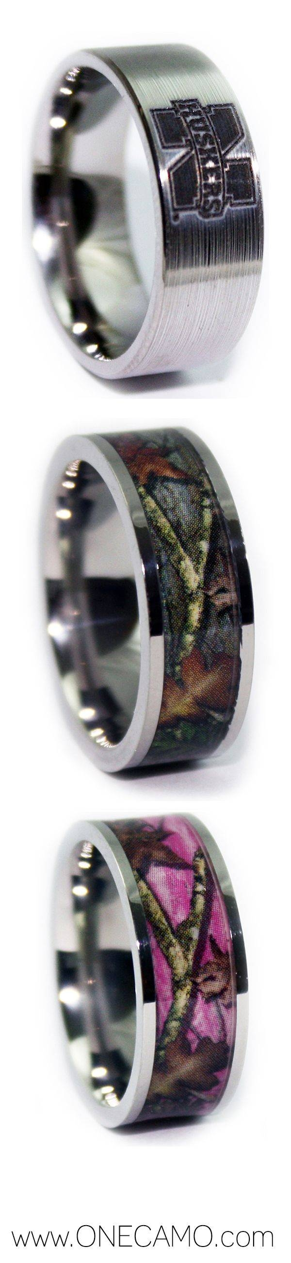 Best 25+ Camo Engagement Rings Ideas On Pinterest | Camo Rings Inside Wedding Bands For Electrician (View 7 of 15)