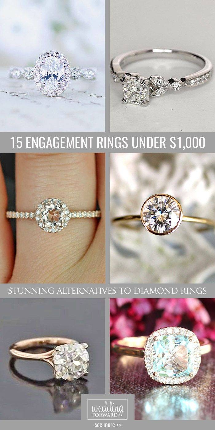 Best 25+ Cheap Engagement Rings Ideas On Pinterest | Cheap Wedding Throughout Cheap Engagement Rings For Women Under  (View 3 of 15)