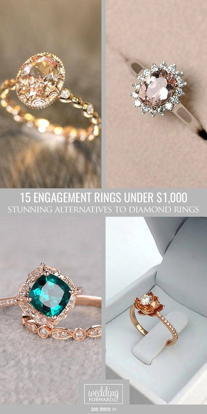 Best 25+ Cheap Engagement Rings Ideas On Pinterest | Cheap Wedding Throughout Cheap Engagement Rings For Women Under  (View 2 of 15)