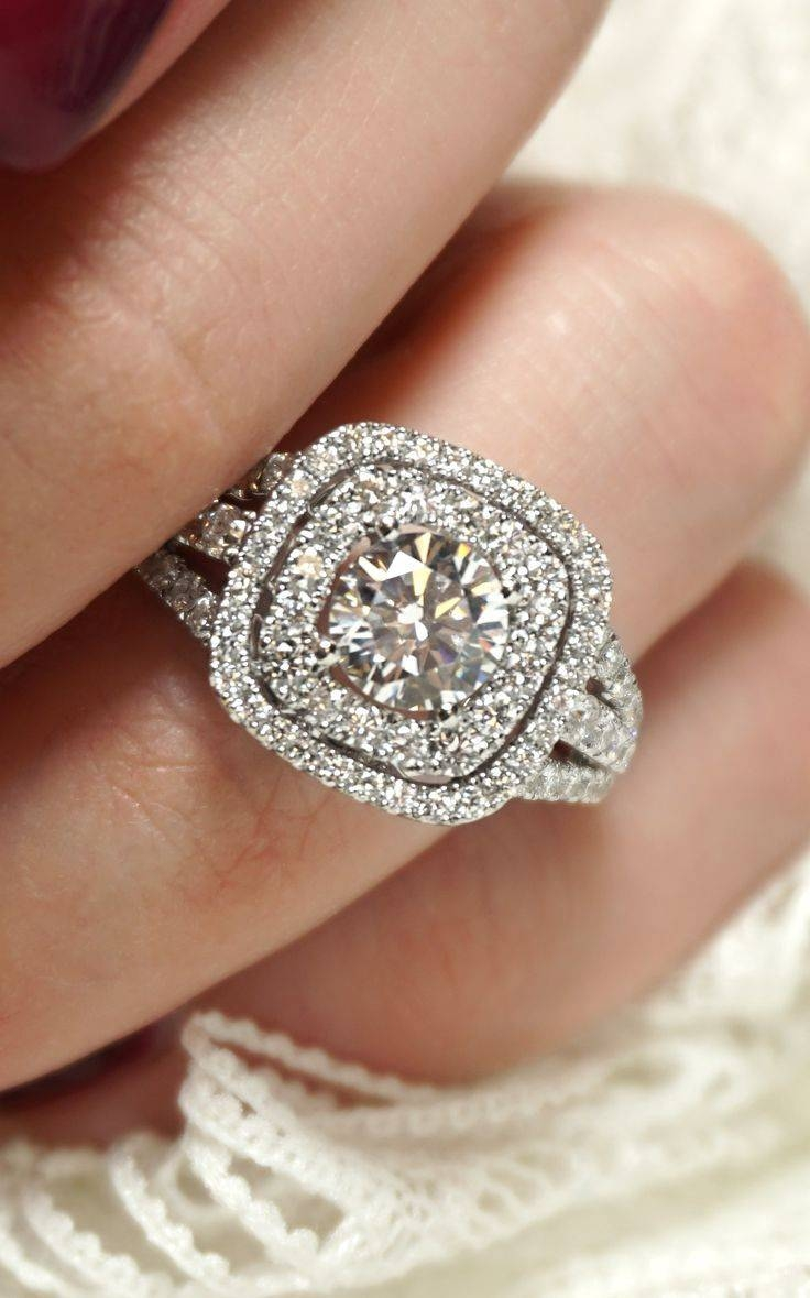 Best 25+ Engagement Ring Enhancers Ideas Only On Pinterest Intended For Nautical Wedding Bands (View 4 of 15)