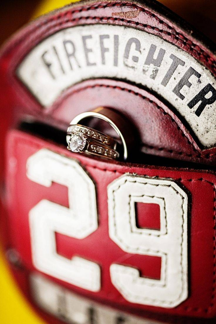 15 best of firefighter wedding bands