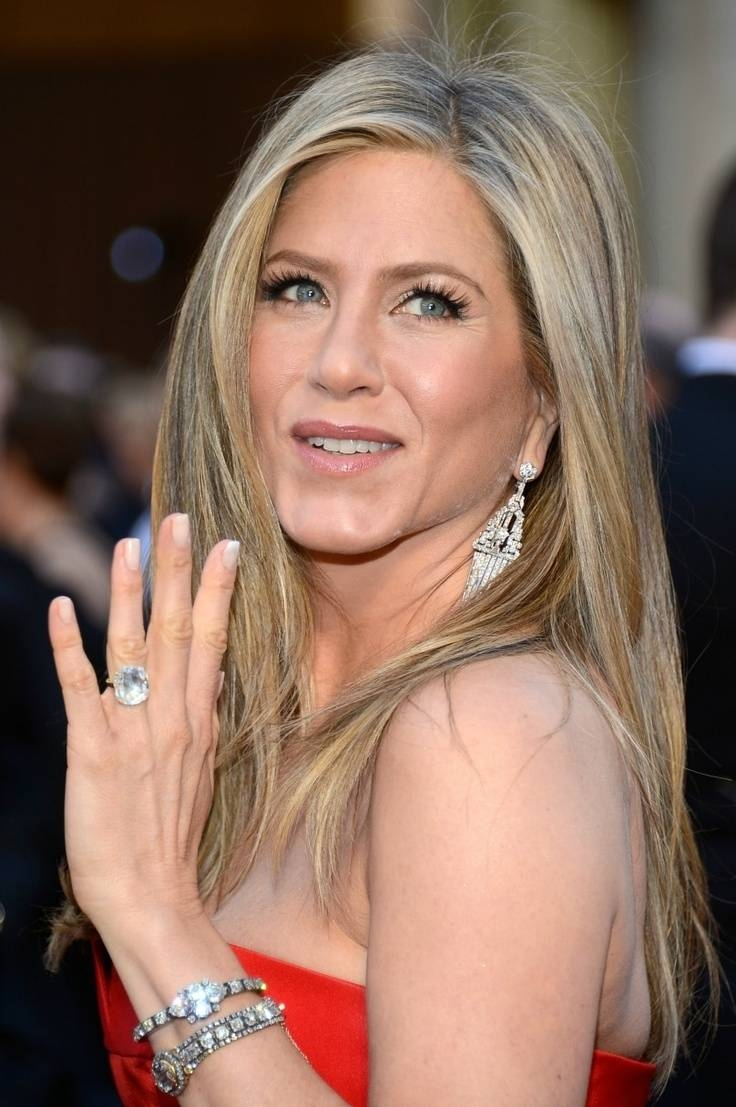 Best 25+ Jennifer Aniston Wedding Ring Ideas On Pinterest | Mens Regarding Jennifer Aniston Wedding Rings (View 3 of 15)