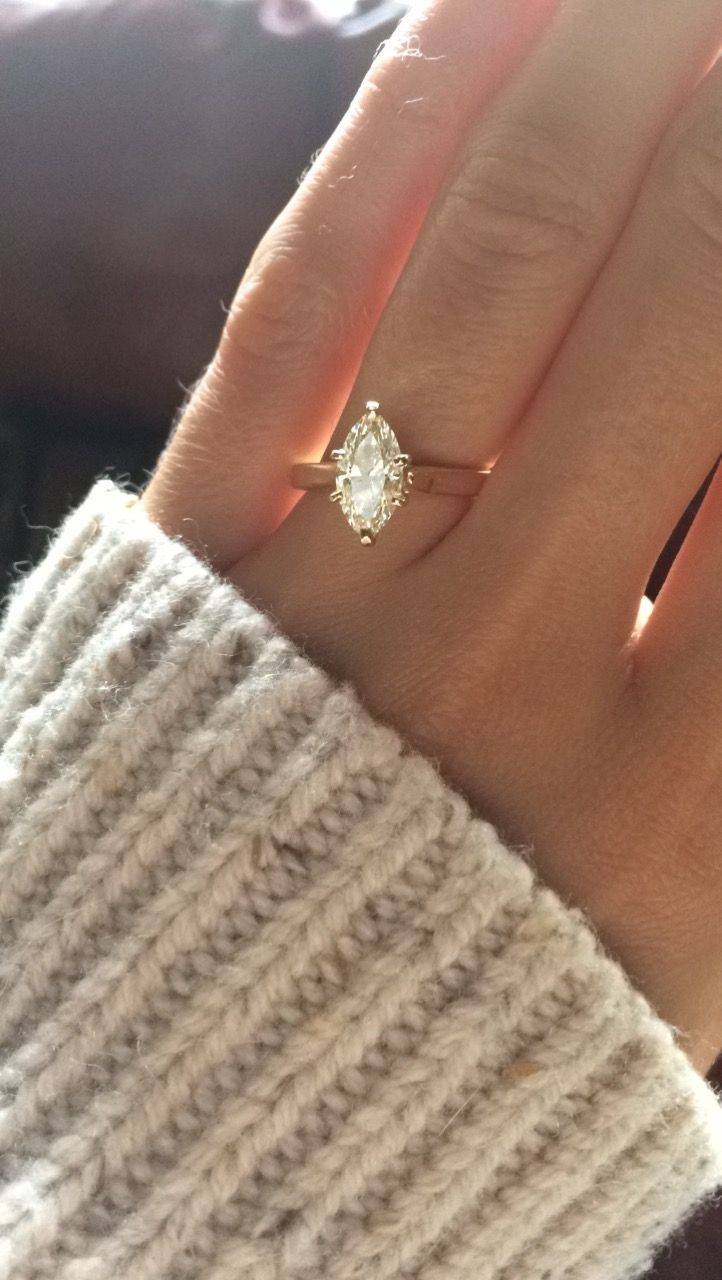 Best 25+ Marquise Wedding Rings Ideas Only On Pinterest   Wedding In Marquis Wedding Bands (View 4 of 15)