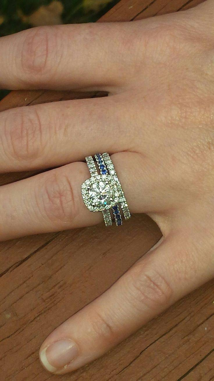 Best 25+ Thin Blue Line Ring Ideas On Pinterest | Police Wife Ring With Regard To Thin Blue Line Engagement Rings (View 2 of 15)