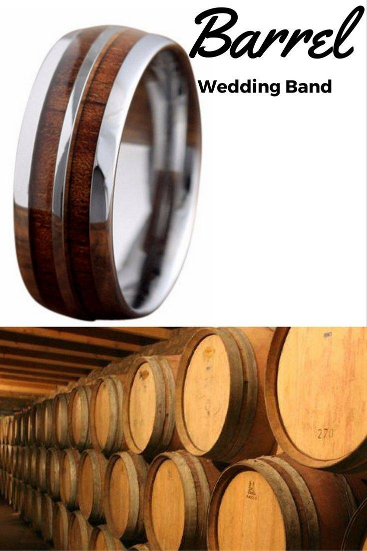 Best 25+ Unique Mens Wedding Bands Ideas On Pinterest | Unique With Regard To Masculine Wedding Rings (View 6 of 15)