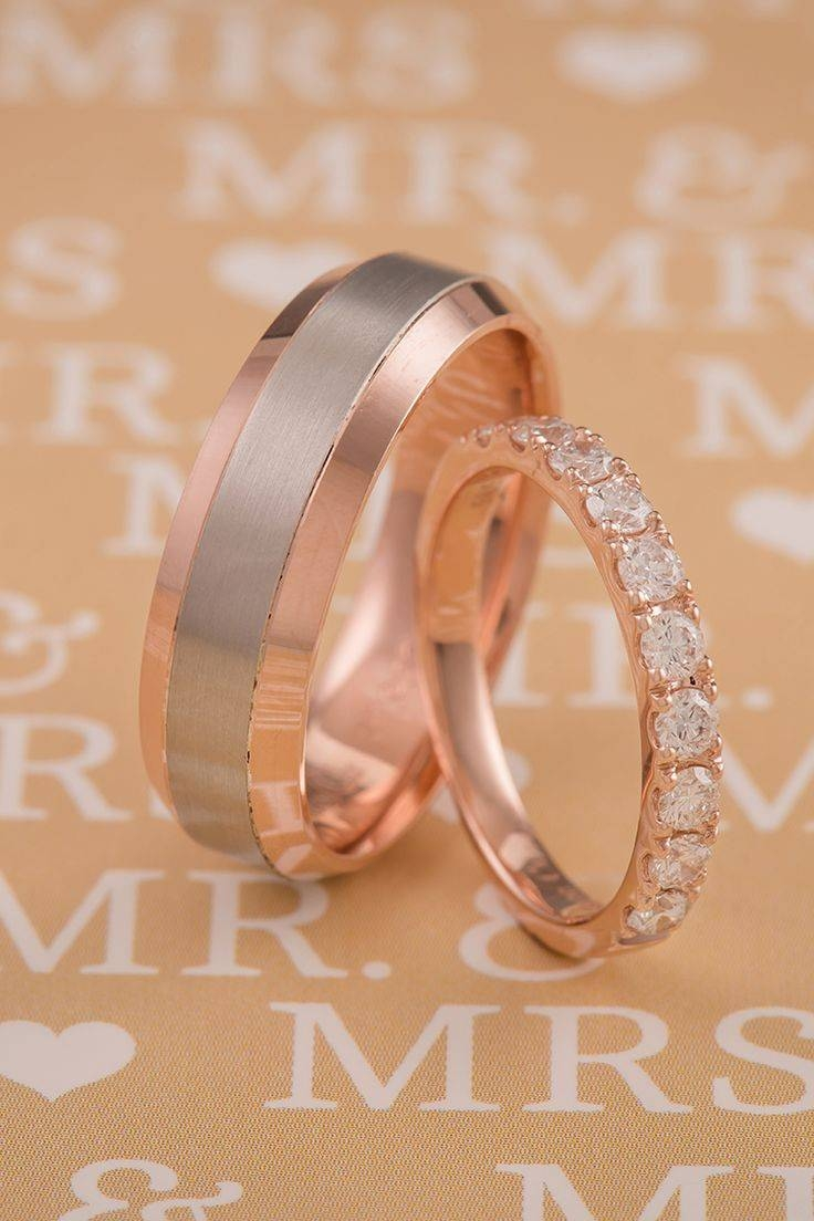 Best 25+ Wedding Ring Bands Ideas On Pinterest | Engagement Sets Intended For Men's Firefighter Wedding Bands (View 7 of 15)
