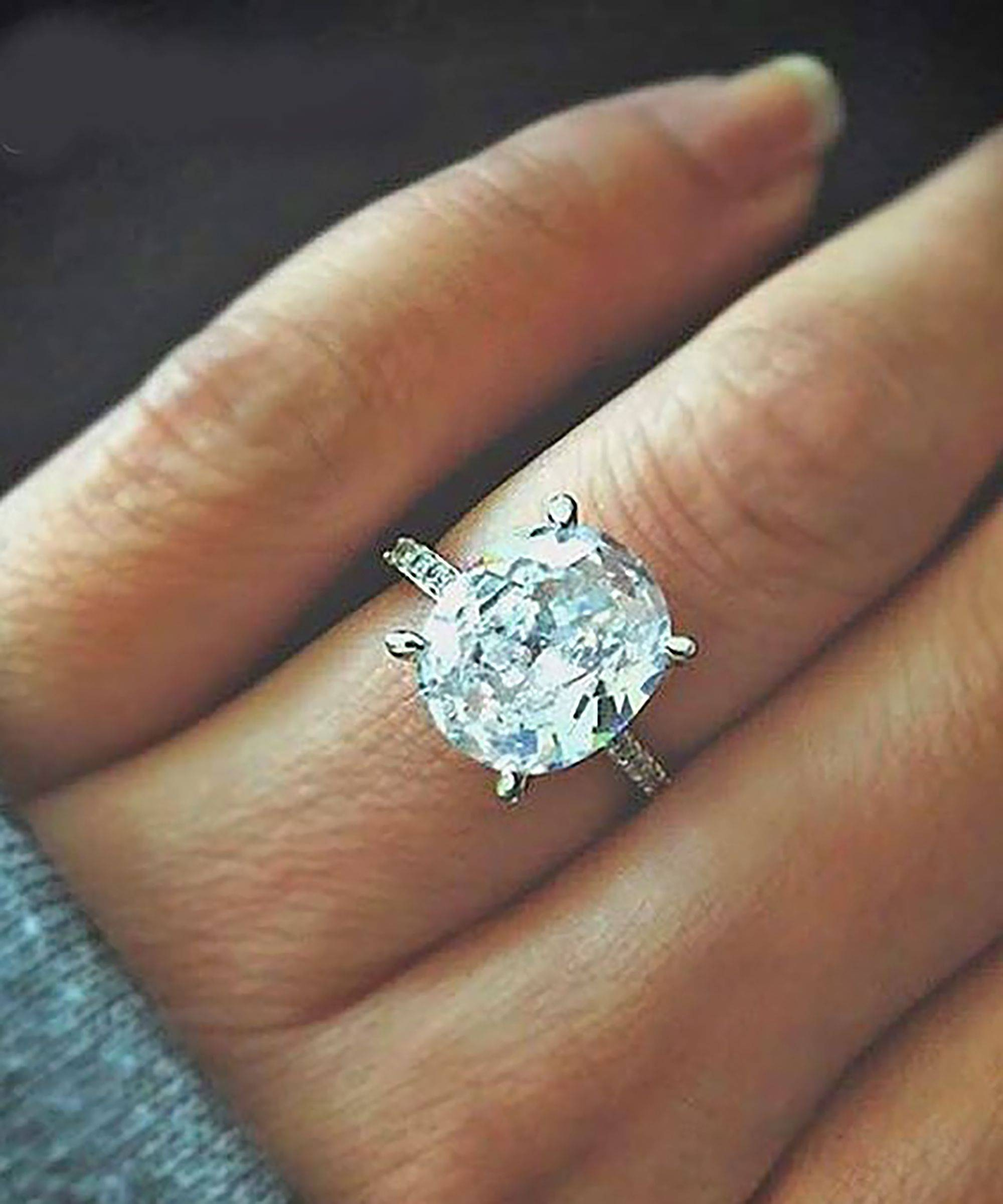 Best Engagement Rings – Unique, Affordable, Beautiful Styles With Regard To Flashy Wedding Rings (View 3 of 15)