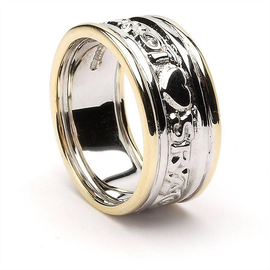 Best Irish Wedding Rings Photos 2017 – Blue Maize Regarding Irish Style Engagement Rings (View 8 of 15)
