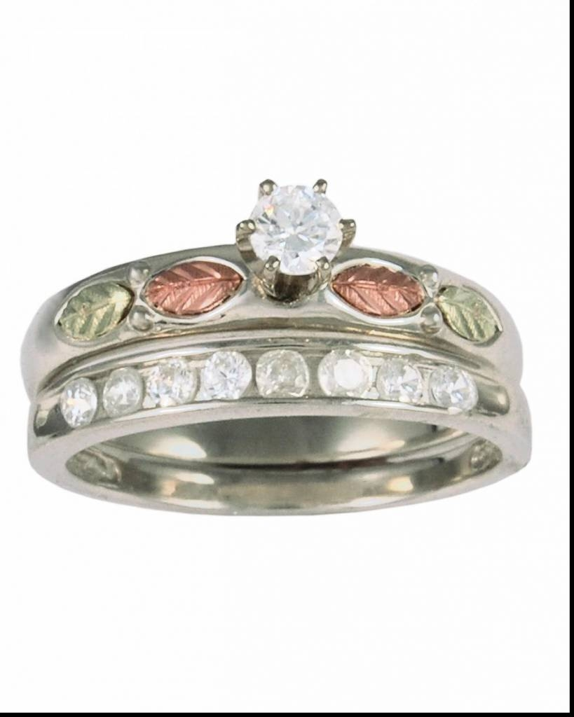 Black Hills Gold Wedding Rings Gallery Jewelry Design Examples Image Of Harley Davidson