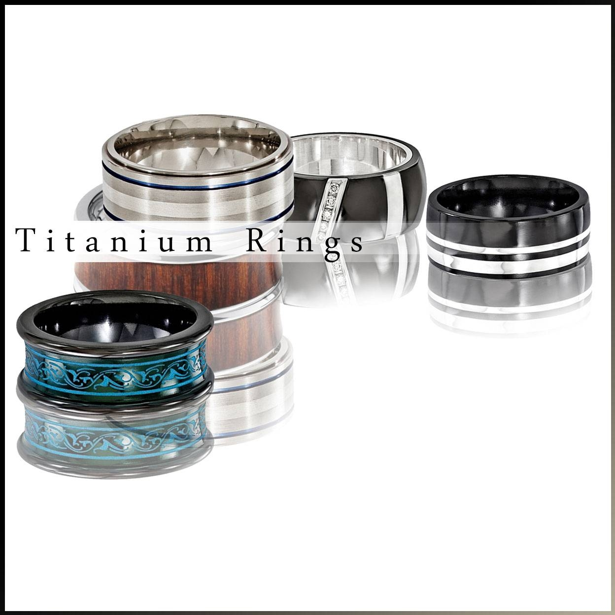 Black Tungsten Carbide Wedding Bands Which Is Still Very Strong With Tungsten Carbide Wedding Bands Pros And Cons (View 4 of 15)